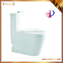 innovative products bathroom design ceramic toilet one piece washdown WC china factory