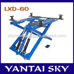 China Alibaba used motorcycle lifts/easy car lift/hydraulic jack system
