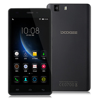 In Stock Original Doogee X5 5 Inch HD 1280x720 IPS Mtk6580 Quad Core Android 5.1 Mobile Cell Phone 1GB RAM 8GB ROM 8MP BT WCDMA