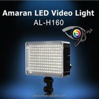 Aputure CRI 95 Dimmable Ultra High Power dslr Camera LED Video Light AL-H160