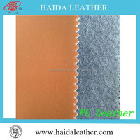 PU leather brown retro style sofa leather/furniture leather/upholstery leather camical fabric