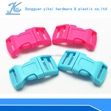 Multi sizes luggage bag buckles, buckle clasp wholesale ,1/2 curved side release buckles