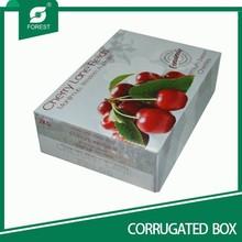 WHOLESALER CHERRIES STORAGE BOX FRUIT PACKING BOX PACKAGING