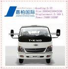 3,5 tonelada cabine dupla caminhão leve da China