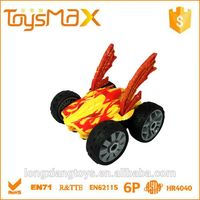 High-grade toys Standing on remote control car design with certificates