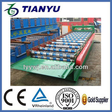 Color Steel Wall Sheet Metal cold Roll Forming Machine roll forming machine roll formers