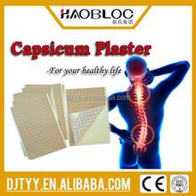 Capsaicin / Capsicum Extract (12,4%) Anti-Rheumatic Plaster Hot Pain Relief x 10