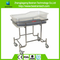China Supplier BT-AB109 Luxurious hospital baby cot baby infant bed baby cribs for sale