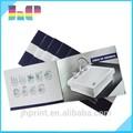 El catálogo de productos de impresión/impresión de catálogos de productos al aire libre