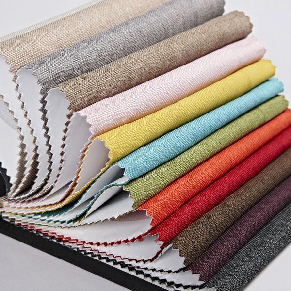 Imitaci n de lino hilado te ido de tela de lino de tipo - Tipos de telas para cortinas ...