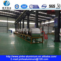 Bare Aluminium Foil ALLOY AA1100 in jumbo roll