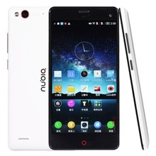 original Android 4.4 Quad Core 2.0GHz 5 inch Dual SIM Cards FDD LTE 4G Nubia Z7 mini Zte dual slim mobile phone