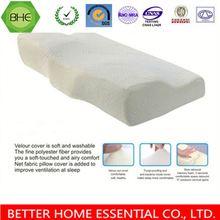 2014 Hot Sale viscoelastic memory foam pillow