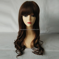 Charming Women's Long Curly Full Hair Synthetic Wig