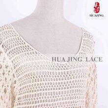 Oem/Odm Lace Clothes Super Quality Lowest Price Lace Crochet Dress
