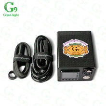 2015 New case/box enail/dnail/lcd dnail omron pid,kevlar coil