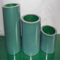 polyurethane rice huller rubber roller for shelling machinery