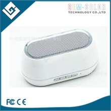 2015 New products Portable Wireless mini bluetooth speaker with dual magnetic trumpets
