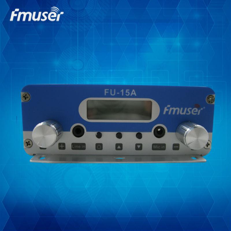 15W FM Transmitter