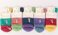 cotton fancy socks for women