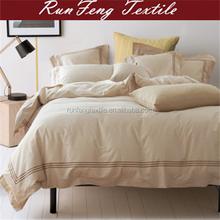 2015 Luxury european Washed linen cotton duvet cover/ bedding set/linen bedding