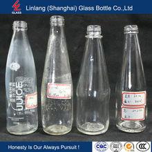 bottle blue glass water