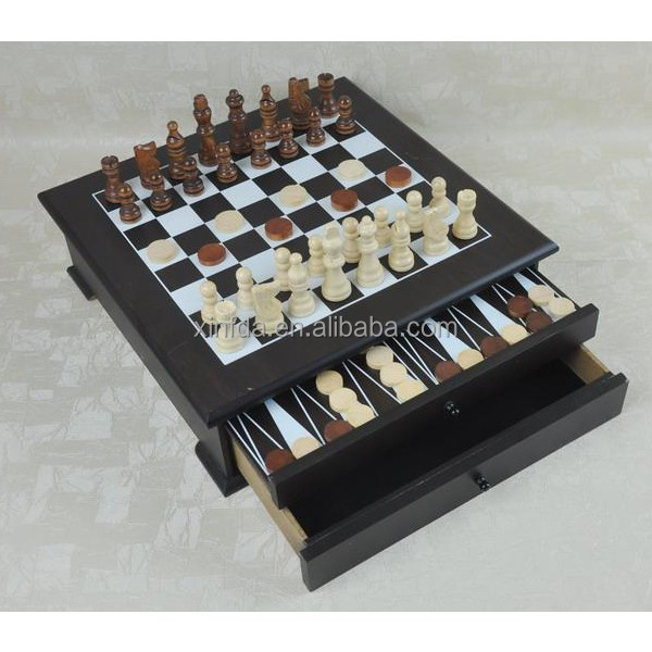 Cheap plastic folding magnetic chess boards chess set - Inexpensive chess sets ...
