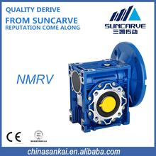 taizhou transmission high efficiency worm gearbox NMRV 025-090 gearbox