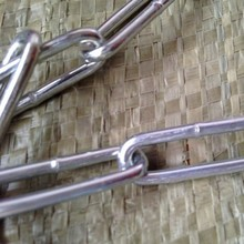 Welded DIN763 Mild Steel Link Chain