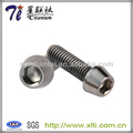 M6 x 1.0mmx30mm Titanium Cap/Allen Headed Screws