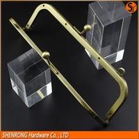 China product diffeerence design clutch bag metal frame for purse handbag handles
