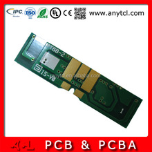 HASL fr4 0.8mm single-sided pcb from china factory