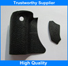A set of Main Front Right and rear rubber Grip Rubber For CANON EOS 550D REBEL T2I KISS X4 + 3M adhesive tape