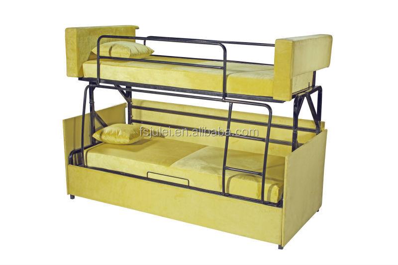 nouvelle arriv e pliable canap lit superpos jl sd11 lit. Black Bedroom Furniture Sets. Home Design Ideas