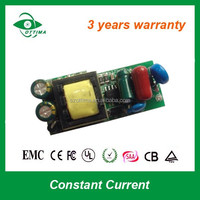 made in China led lighting bulb constant current 9w-12w led bulb driver 300mA with high pf