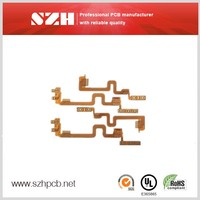 single-side high quality multilayer pcb with Sensors