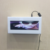 TFT Type transparent lcd display for jewelry shop