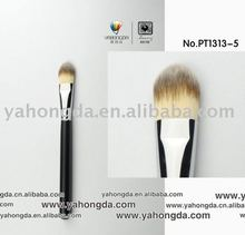 Brand brush kit/cosmetic mask synthetic foundation brush/three color nylon hair organic PT1313-5