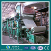 2400 high speed waste paper recycling jumbo roll low price toilet tissue paper machine