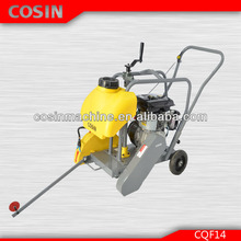 Cosin CQF14 concrete cut off saw with 300 mm laser welded diamond saw blade