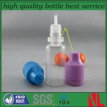 PET empty 10ml essential oil bottle make in China
