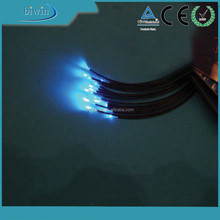 plastic end glow fiber optic cable starry sky ceiling light