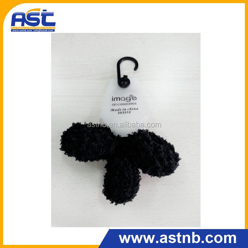 Wholesale Black Hair Elastics 108