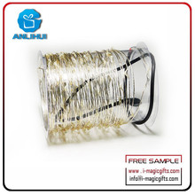 mini rice led coiling block string light led christmas light