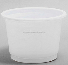 BS-14002 PP 14OZ disposable plastic fruit and vegetable cups