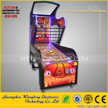 Crazy basketball hoops basketball machine/electronic sport basketball for sale