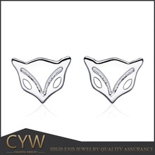CYW China manufacturer wholesale earrings, 925 sterling silver jewellery factory