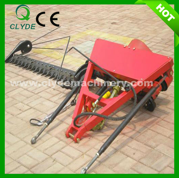 Sickle Bar Mower 3 Point : Point hitch sickle bar mower tractor pto for