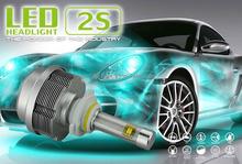 12V-24V auto car headlight kits 30W 3600lm car led tuning light 9005