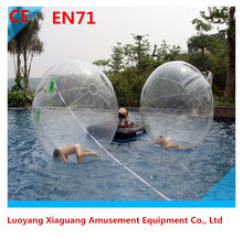Popular outside exciting water walking ball for sale sticky water ball